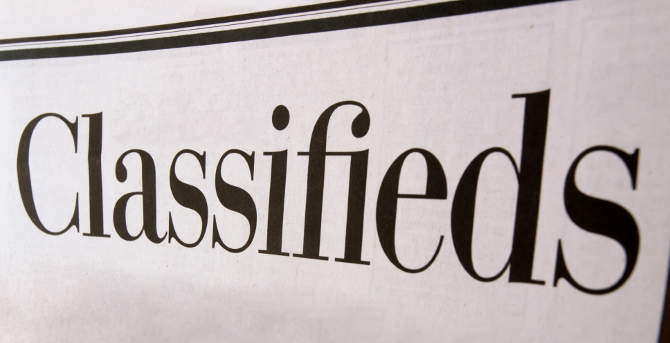 What is Online Classifieds Advertisement in SEO?