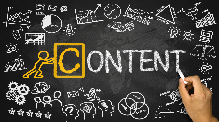 What is Web Page Content Optimization