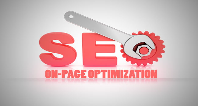 SEO ON-page optimization training course