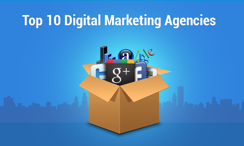 2017 List-Top Ten Digital Marketing Agencies in India