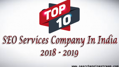 The Top 10 SEO Services Company In India 2018-2019