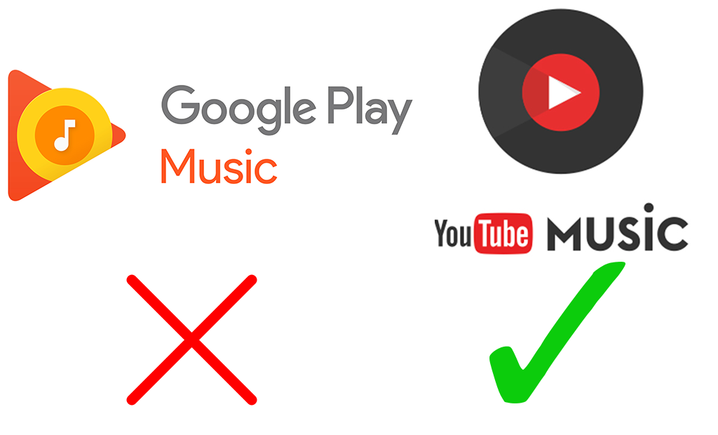 YouTube Music is Replacing Google Play Music