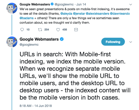 Mobile First Indexing SEO Key Trend for 2021